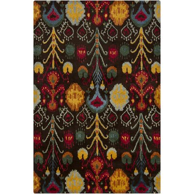 Forbis Abstract Area Rug Rug Size: 5 x 76