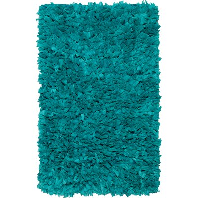 Paper Shag Area Rug Rug Size: 18 x 26