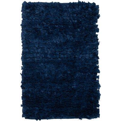 Benitez Blue Area Rug Rug Size: 18 x 26