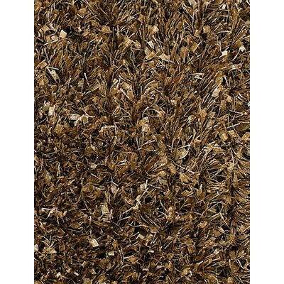 Akina Brown/Tan Area Rug Rug Size: 79 x 106