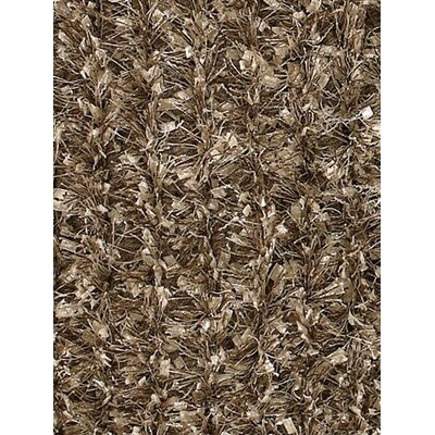 Steiger Brown/Tan Area Rug Rug Size: Round 79