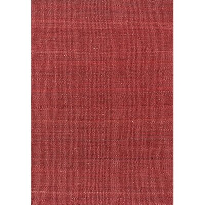 Youmans Red Area Rug Rug Size: Rectangle 79 x 106