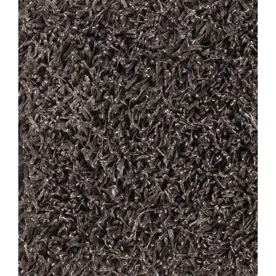 Tyronn Black Area Rug Rug Size: Rectangle 79 x 106
