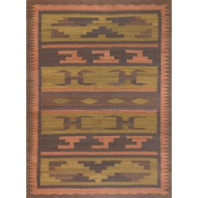 Goodrum Hand Woven Area Rug Rug Size: Rectangle 9 x 13