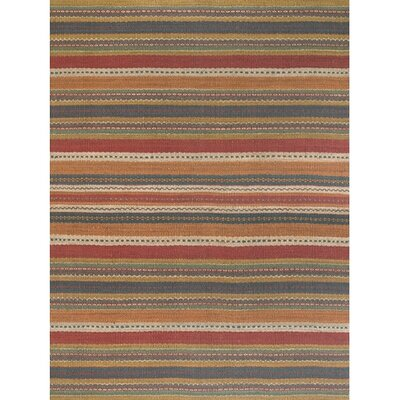 Goodrum Striped Area Rug Rug Size: Rectangle 2 x 3