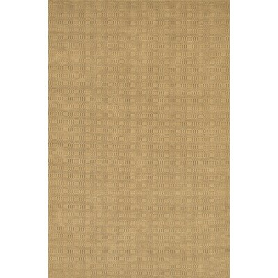 Lee-Abele Brown/Tan Area Rug Rug Size: Rectangle 5 x 76