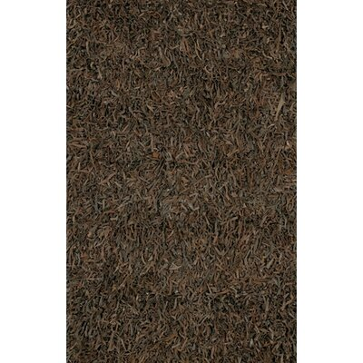 Jawawn Contemporary Brown/Tan Area Rug Rug Size: Rectangle 36 x 56