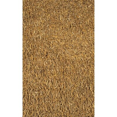 Jawawn Brown/Tan Area Rug Rug Size: Round 49