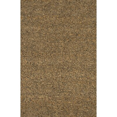Art Brown/Tan Area Rug Rug Size: 2 x 3