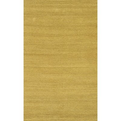 Fayean Yellow Area Rug Rug Size: Rectangle 2 x 3