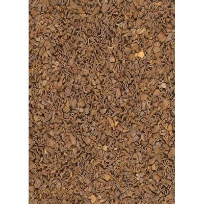 Jawawn Hand-Woven Brown/Tan Area Rug Rug Size: Round 4