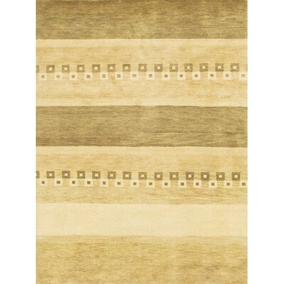 Chelsea Brown / Tan Area Rug Rug Size: 2 x 3