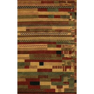Gracen Area Rug Rug Size: Rectangle 79 x 106