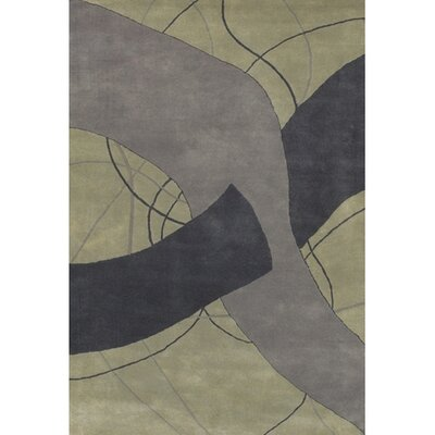 Deanna Tufted Rug Rug Size: Rectangle 5 x 76