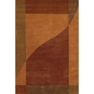 Deanna Terracotta Rug Rug Size: Rectangle 5 x 76