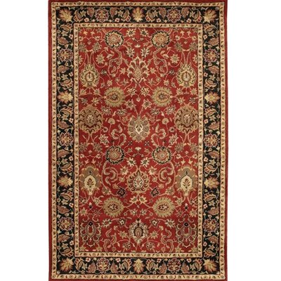Dream Red Area Rug Rug Size: 2 x 3