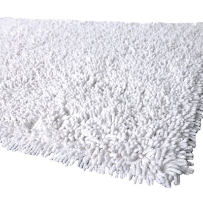 Ellington White Area Rug Rug Size: Rectangle 2 x 3