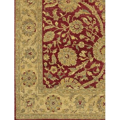 Zambrano Wool Area Rug Rug Size: Rectangle 6 x 9