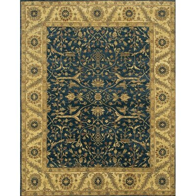 Zambrano Rectangle Wool Area Rug Rug Size: Rectangle 6 x 9