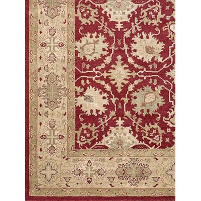 Zambrano Hand Knotted Rectangle Area Rug Rug Size: Rectangle 6 x 9