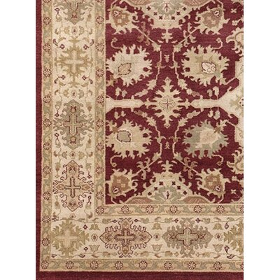 Zambrano Hand Knotted Area Rug Rug Size: Rectangle 8 x 10