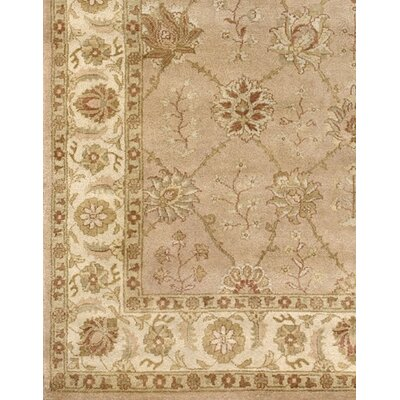 Zambrano Wool Biege Area Rug Rug Size: Rectangle 8 x 10