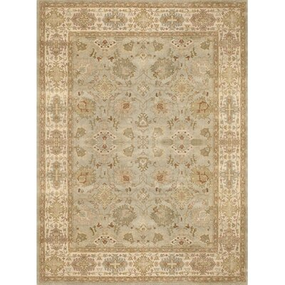 Zambrano Biege Area Rug Rug Size: Rectangle 2 x 3