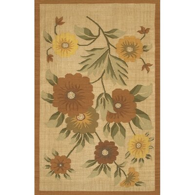 Aneres Floral Rug Rug Size: Square 79