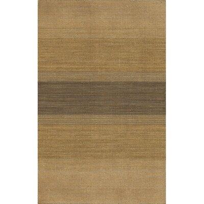 Barbazan Hand Woven Wool Rug Rug Size: 36 x 56