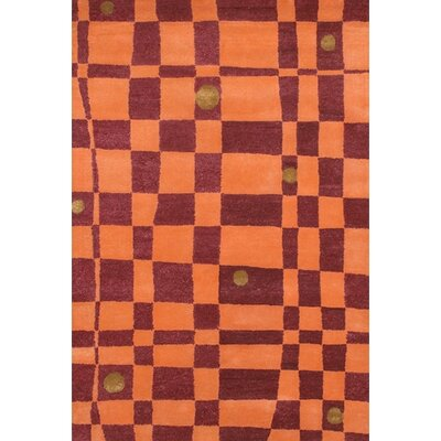 Lost Link Rug Rug Size: 79 x 106