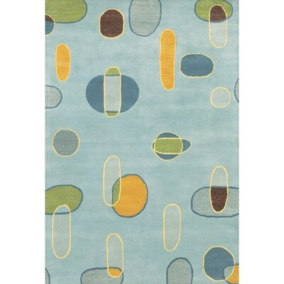 Lost Link Rug Rug Size: Round 79