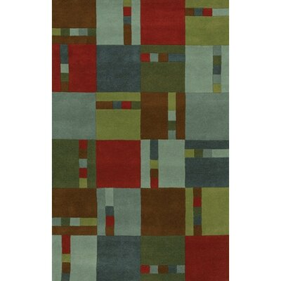 Avondale Wool Rug Rug Size: 2 x 3
