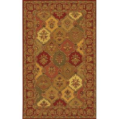 Erandekar Wool Rug Rug Size: 5 x 76