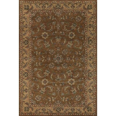 Parnassus Traditional Rug Rug Size: 79 x 106