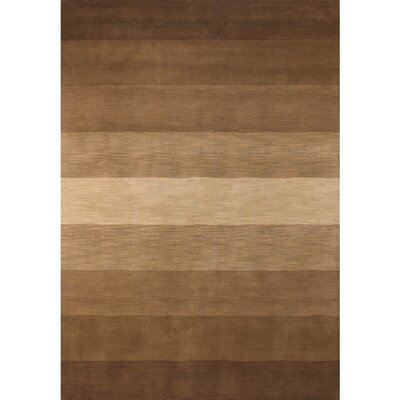Claudius Striped Rug Rug Size: 79 x 106