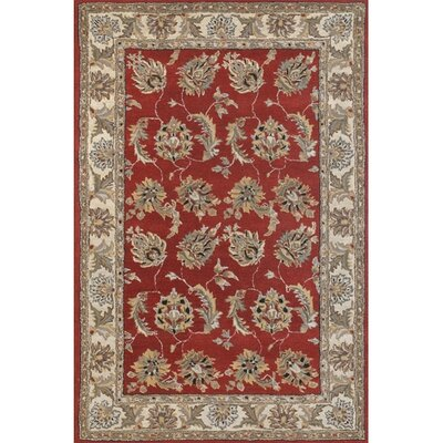 Parnassus Hand Tufted Rug Rug Size: 5 x 76