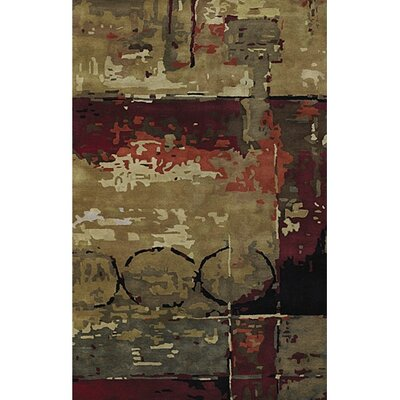 Dawnridge Modern Area Rug Rug Size: 5 x 76