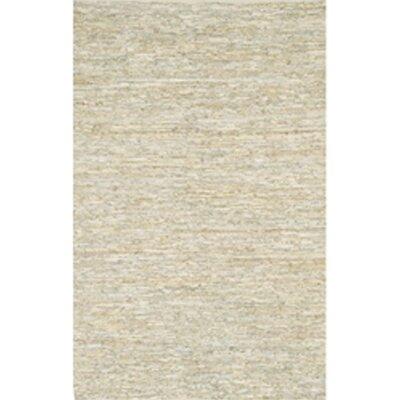 Saket Beige Area Rug Rug Size: 79 x 106