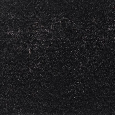 Bryneville Black/Grey Area Rug Rug Size: Round 79