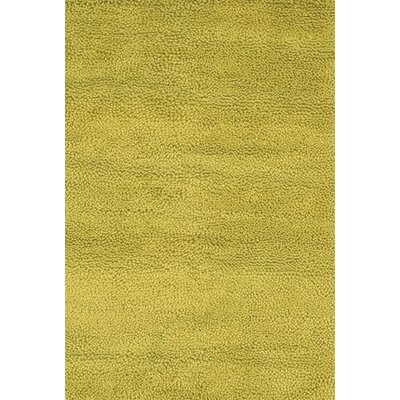 Strata Green Area Rug Rug Size: Rectangle 7'9