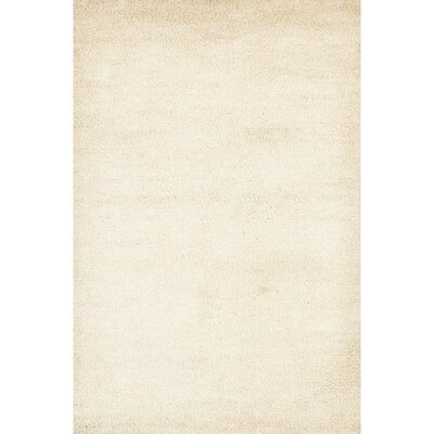 Strata White Area Rug Rug Size: Rectangle 2 x 3