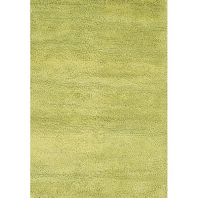 Strata Green Area Rug Rug Size: Rectangle 5 x 76