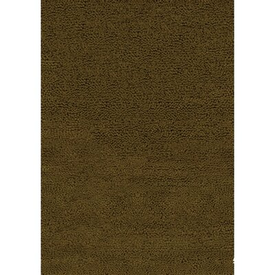 Strata Brown Area Rug Rug Size: Rectangle 2 x 3
