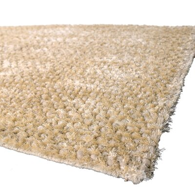 Strata Tan Area Rug Rug Size: Rectangle 79 x 106
