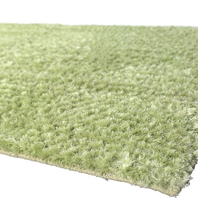 Strata Green Area Rug Rug Size: Rectangle 79 x 106