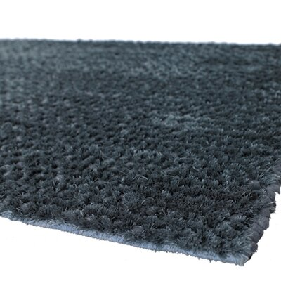 Strata Blue Area Rug Rug Size: Rectangle 79 x 106