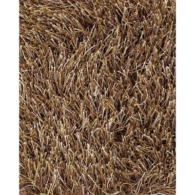 Tingiri Brown/Tan Area Rug Rug Size: Runner 26 x 76