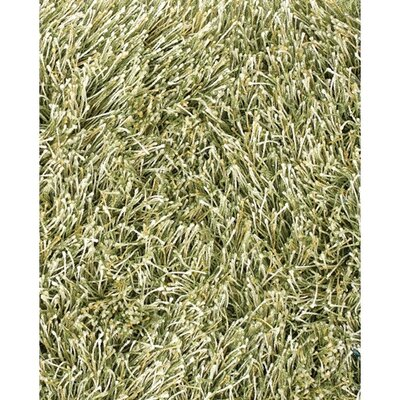 Tingiri Green Area Rug Rug Size: Rectangle 2 x 3