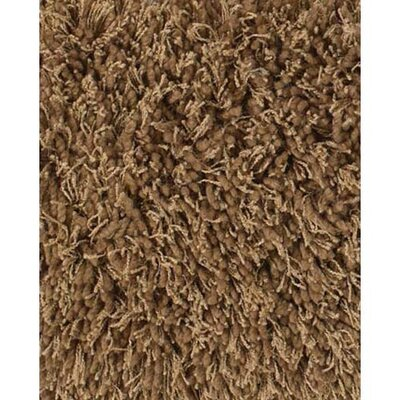 Uni Brown/Tan Area Rug Rug Size: Runner 26 x 76