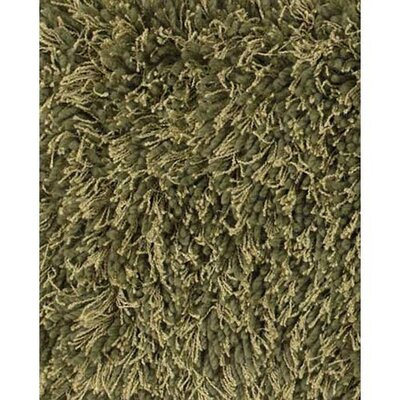Uni Green Area Rug Rug Size: Rectangle 5 x 76